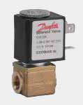 Danfoss (Данфосс) EV210A Direct-operated 2/2-way compact 