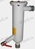 Очиститель сжатого воздуха (влагоотделитель) от конденсата влаги, масла и механических частиц ВЦ-55