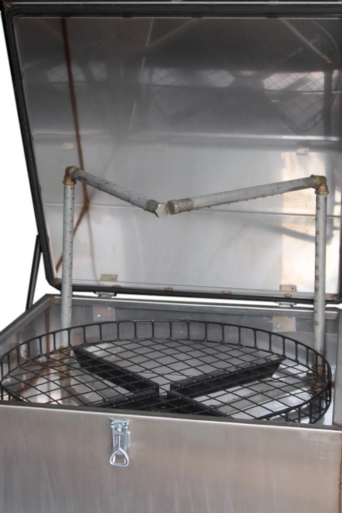 АПУ-800 автоматическая промывочная установка Гейзер.