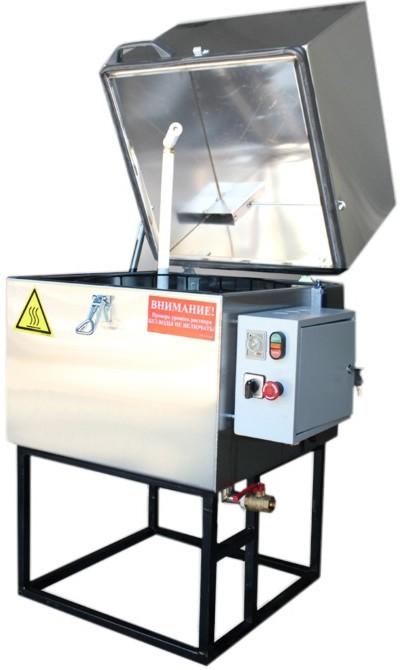 Промывочная установка Гейзер АПУ 550, высота рабочего пространства 400, диаметр 550/