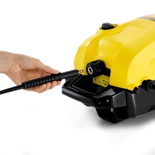 Минимойка Karcher K4-Compact Quick Connect.