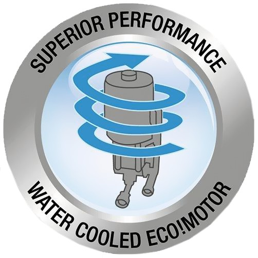 Аппарат Karcher K4, двигатель водяного охлаждения.