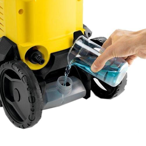 Минимойка Karcher K3 бак, для чистящего средства.