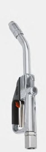 Пистолет масла Pistol-ONE с жестким сливом.