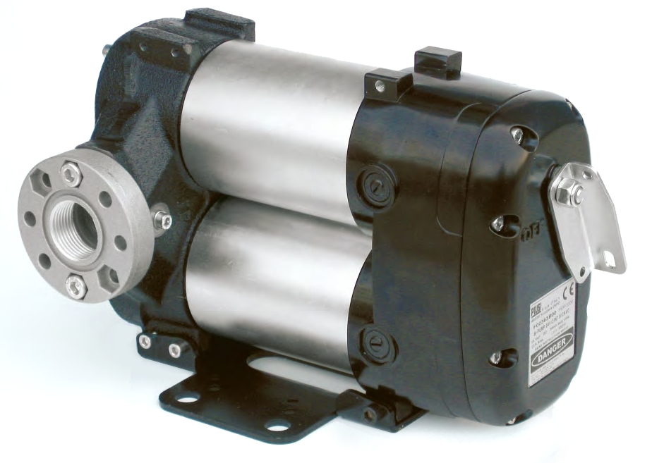 Насос PIUSI для перекачки дизельного топлива BIPUMP 12-24B.