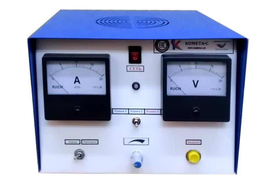 Зарядное устройство импульсное ЗУ-1И.
