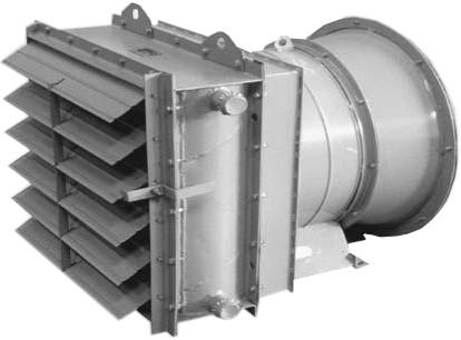 Агрегаты воздушно-отопительные АП, АВ.