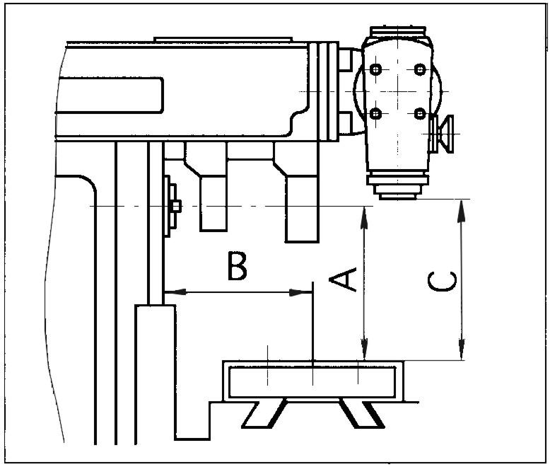 Фрезерный станок 6т82 технические характеристики