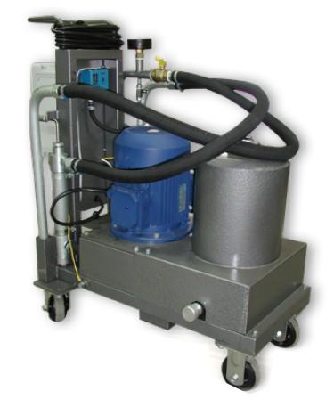 СОГ-933 С1 стенд очистки гидравлических жидкостей, масел.