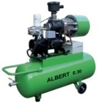 Винтовые маслонаполненные компрессоры Atmos Albert