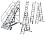 Лестницы, стремянки, подставки