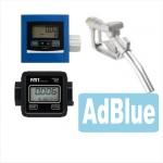 Раздаточные пистолеты и счетчики для AdBlue