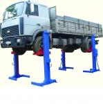 Подъемники для грузовых автомобилей, автобусов