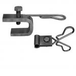 Металлические фиксаторы (хомуты) для вентильных удлинителей
