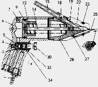 Пистолет для шиповки шин ET6