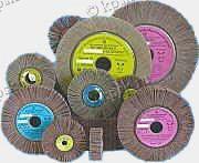 Шлифовальные лепестковые круги