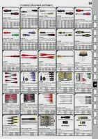Столярно-слесарный инструмент FIT. Клещи Кусачки Отвертки Отвертки-пробники Насадки Биты Струбцины Тиски