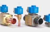 Электронно-управляемые клапаны Danfoss