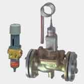 Водорегулирующие клапаны Danfoss