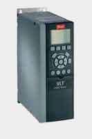 Преобразователь частоты VLT HVAC FC 100, 2.2kW-3HP, 5.6A