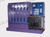 Стенд SMC-3002E NEW предназначен для тестирования и промывки инжекторов с ультразвуковой ванной