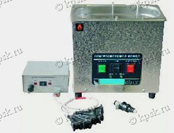 Приспособление SMC3000/SMC3000E предназначено для промывки форсунок (без их диагностики) в ультразвуковой ванне