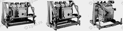 Автоматические выключатели АВ2М (под ток свыше 800А): АВ2М4, АВ2М10, АВ2М15, АВ2М20