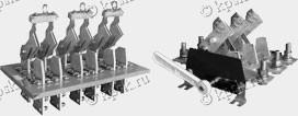 Выключатели-разъединители (рубильники) РЕ19