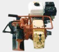 Рельсосверлильный станок СТР-2 ДВС, бензодвигатель