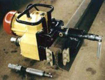 Рельсосверлильный станок СТР-3