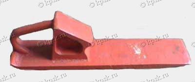 Искробезопасный латунный тормозной башмак БК–1