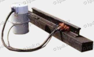 Пневматический рельсосмазыватель РС-5-00