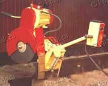 Рельсорезный станок РА-2
