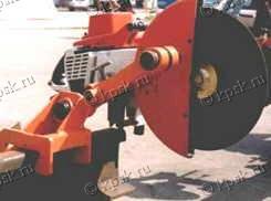 Рельсорезный станок РР-80
