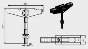 Шпилька ШПБ-30