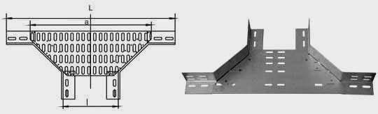Отвод боковой НЛ-ОБ20, НЛ-ОБ40