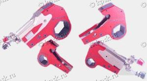Гидравлические ключи кассетные имеют компактную, легкую, алюминиевую конструкцию