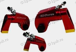 Гидравлические ключи под торцевую головку серии TWS имеют компактную, легкую, алюминиевую конструкцию