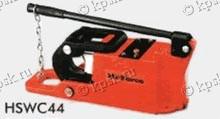 Тросорез гидравлический ручной предназначен для резки проволочного каната диаметром 19 мм до 44 мм