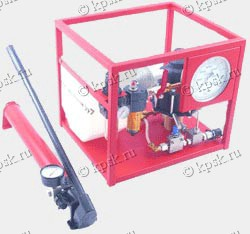 Гидростанции для шпильконатяжителей HI-FORCE предназначены для работы со стандартными и подводными шпильконатяжителями