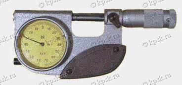 Микрометры рычажные (мод. 02002, 02102, 02202, 02302)
