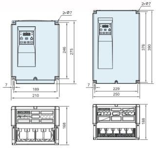Чертежи преобразователя Hyundai N700Е