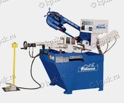 Полуавтоматический ленточнопильный станок по металлу PMS 230/260 HAD