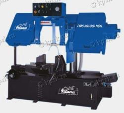 Полуавтоматический ленточнопильный станок по металлу PMS 360/360 HCN