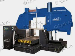 Полуавтоматический ленточнопильный станок по металлу PMS 1000/1000 HCN