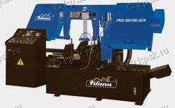 Автоматический колонный ленточнопильный станок по металлу PMS 360/360 ACN