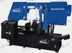 Автоматический колонный ленточно-отрезной станок по металлу PMS 460/500 ACN