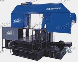 Автоматический колонный ленточнопильный станок по металлу PMS 650/700 ACN