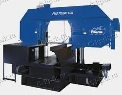 Автоматический колонный ленточнопильный станок по металлу PMS 700/800 ACN