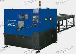 Автоматический дисковый отрезной станок по металлу PMS 65/52 CSHS